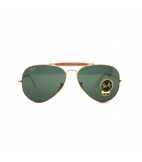 Occhiale da Sole Ray-Ban OUTDOORSMANII 3029 Oro